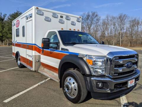 2015 Ford F-550 for sale at Global Emergency Vehicles Inc in Levittown PA