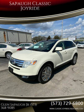 2008 Ford Edge for sale at Sapaugh Classic Joyride in Salem MO