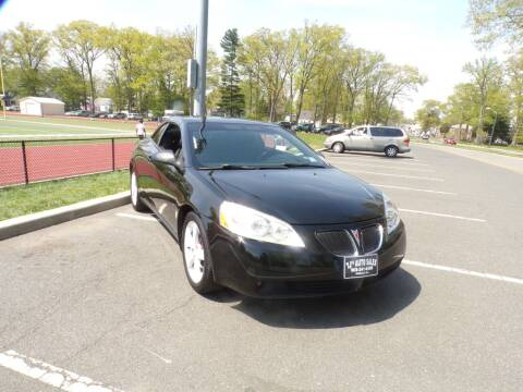 2007 Pontiac G6 for sale at TJS Auto Sales Inc in Roselle NJ