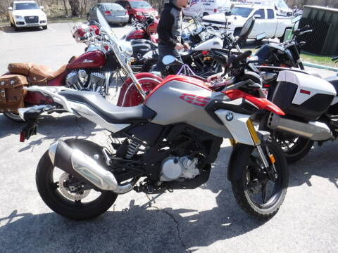 2018 BMW G 310 GS for sale at Road Track and Trail in Big Bend WI