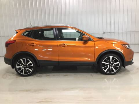 2017 Nissan Rogue Sport for sale at Elhart Automotive Campus in Holland MI
