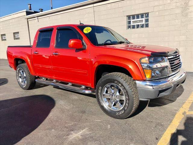 2012 GMC Canyon for sale at Richardson Sales & Service in Highland IN