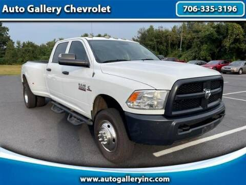2017 RAM Ram Pickup 3500 for sale at Auto Gallery Chevrolet in Commerce GA
