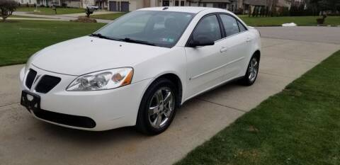 2008 Pontiac G6 for sale at Country Auto Sales in Boardman OH