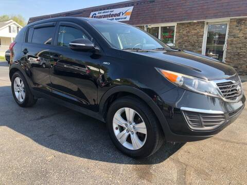 2013 Kia Sportage for sale at Approved Motors in Dillonvale OH