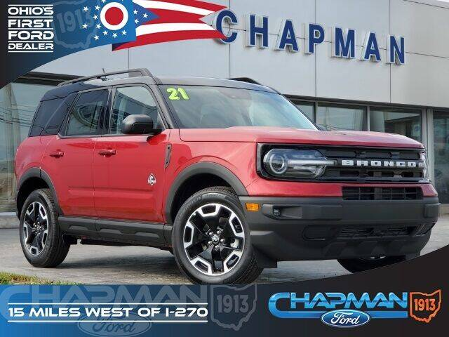 2021 Ford Bronco Sport for sale in Marysville, OH