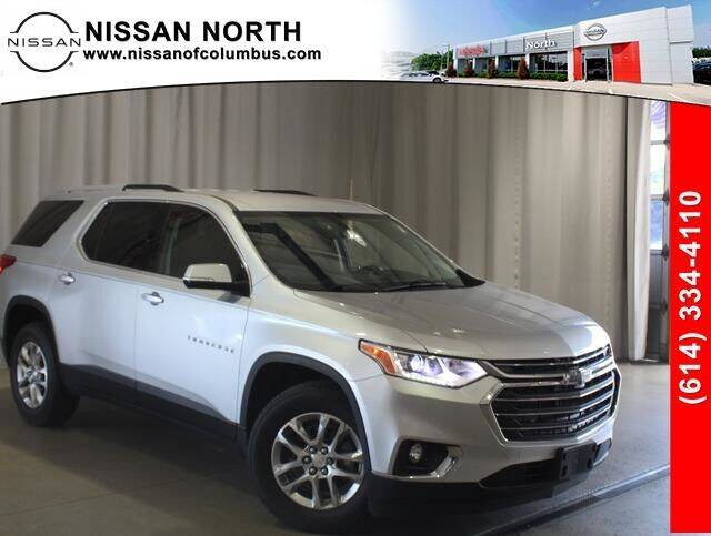2018 Chevrolet Traverse for sale at Auto Center of Columbus in Columbus OH