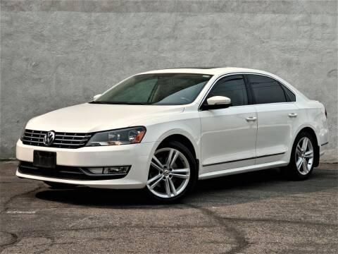 2015 Volkswagen Passat for sale at Divine Motors in Las Vegas NV