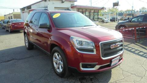 2013 GMC Acadia for sale at Absolute Motors in Hammond IN
