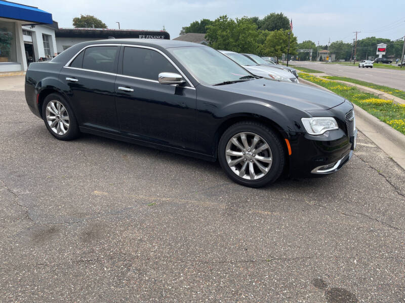 2018 Chrysler 300 for sale at TOWER AUTO MART in Minneapolis MN