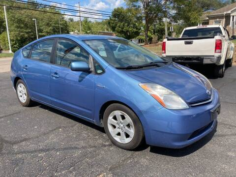 2008 Toyota Prius for sale at Borderline Auto Sales in Loveland OH
