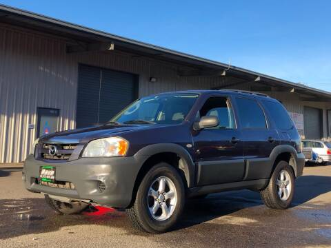 2006 Mazda Tribute for sale at DASH AUTO SALES LLC in Salem OR
