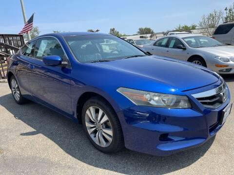 2011 Honda Accord for sale at Deruelle's Auto Sales in Shingle Springs CA