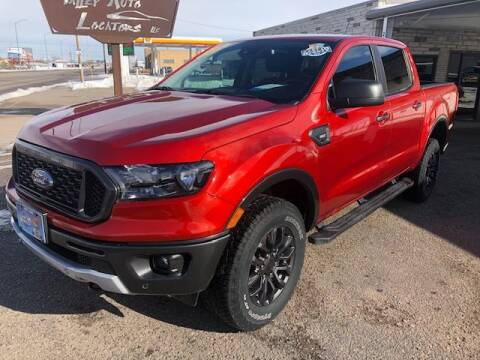 2019 Ford Ranger for sale at Valley Auto Locators in Gering NE