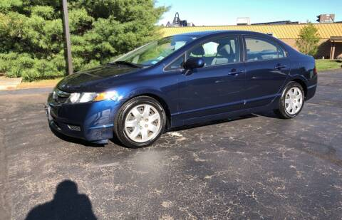 2009 Honda Civic for sale at Branford Auto Center in Branford CT