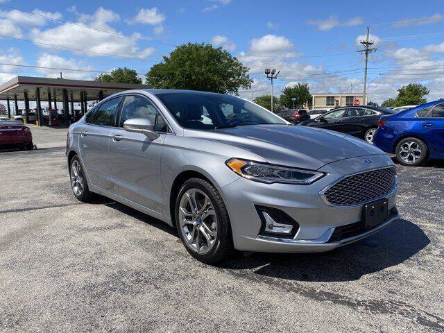 2020 Ford Fusion Hybrid for sale in Lees Summit, MO