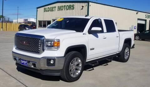 2014 GMC Sierra 1500 for sale at Budget Motors in Aransas Pass TX
