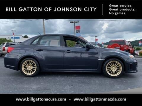 2013 Subaru Impreza for sale at Bill Gatton Used Cars - BILL GATTON ACURA MAZDA in Johnson City TN
