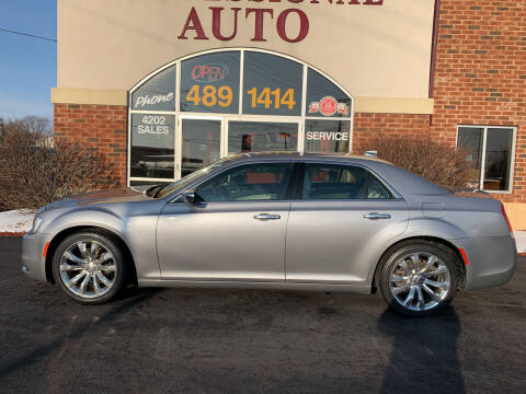 2018 Chrysler 300 for sale at Professional Auto Sales & Service in Fort Wayne IN