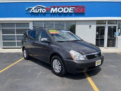 2012 Kia Sedona for sale at AUTO MODE USA in Burbank IL