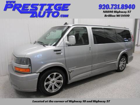 2016 Chevrolet Express Cargo for sale at Prestige Auto Sales in Brillion WI