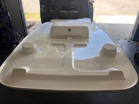 2020 Fiberglass Top for sale at RAYS AUTOMOTIVE SALES & REPAIR INC in Longwood FL