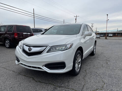 2018 Acura RDX for sale at Signal Imports INC in Spartanburg SC