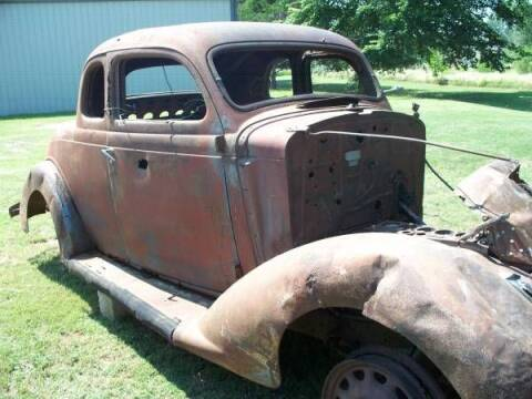 1935 Plymouth Business Coupe for sale at Haggle Me Classics in Hobart IN