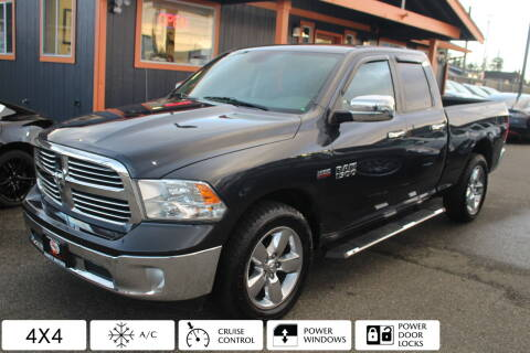 2015 RAM Ram Pickup 1500 for sale at Sabeti Motors in Tacoma WA