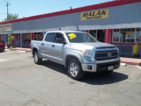 2014 Toyota Tundra for sale at Atayas Motors INC #1 in Sacramento CA