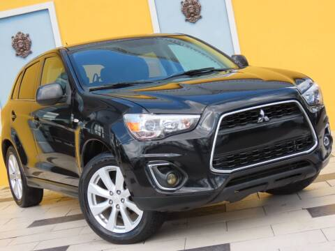 2013 Mitsubishi Outlander Sport for sale at Paradise Motor Sports LLC in Lexington KY