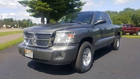 2008 Dodge Dakota for sale at Shores Auto in Lakeland Shores MN