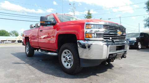 2016 Chevrolet Silverado 3500HD for sale at Action Automotive Service LLC in Hudson NY