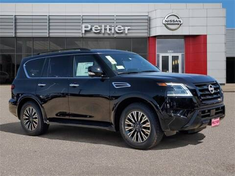 2022 Nissan Armada for sale at TEX TYLER Autos Cars Trucks SUV Sales in Tyler TX