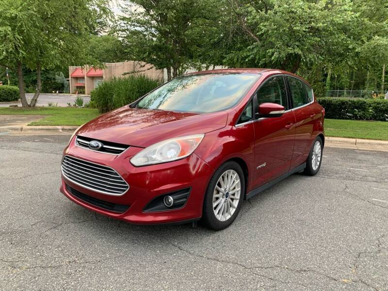 2014 Ford C-MAX Hybrid for sale at Triangle Motors Inc in Raleigh NC