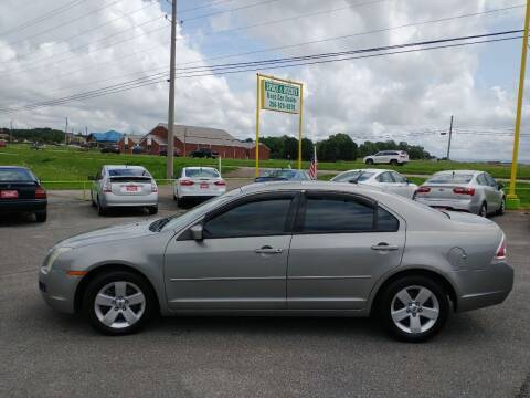 2009 Ford Fusion for sale at Space & Rocket Auto Sales in Meridianville AL