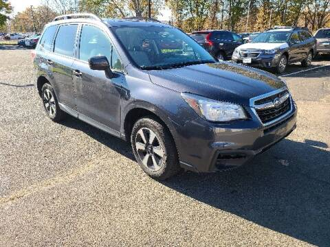 2017 Subaru Forester for sale at BETTER BUYS AUTO INC in East Windsor CT
