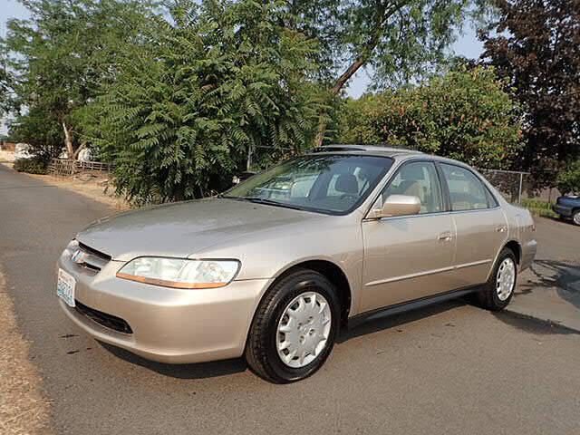 2001 Honda Accord for sale at Tommy's 9th Street Auto Sales in Walla Walla WA