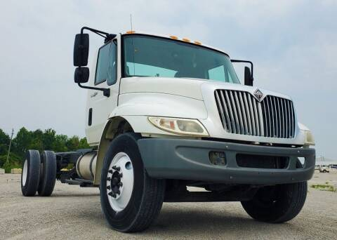 2009 International DuraStar 4300 for sale at A F SALES & SERVICE in Indianapolis IN