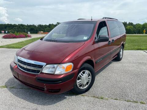 2001 Chevrolet Venture for sale at Best Deal Auto Sales in Saint Charles MO