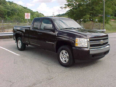 2008 Chevrolet Silverado 1500 for sale at North Hills Auto Mall in Pittsburgh PA