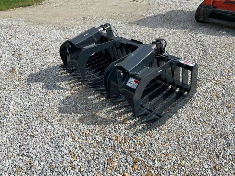2021 Stout HD72-4 Brush Grapple Bucket for sale at Ken's Auto Sales & Repairs in New Bloomfield MO