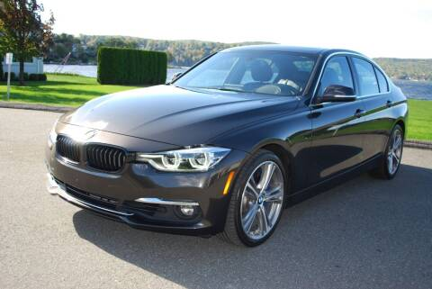 2017 BMW 3 Series for sale at New Milford Motors in New Milford CT