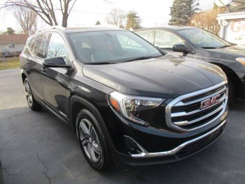 2019 GMC Terrain for sale at GENOA MOTORS INC in Genoa IL