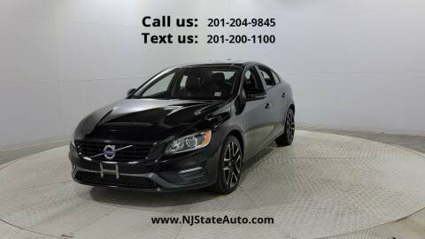 2017 Volvo S60 for sale at NJ State Auto Used Cars in Jersey City NJ