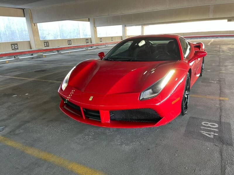 2017 Ferrari 488 GTB for sale at Professional Automobile Exchange in Bensalem PA