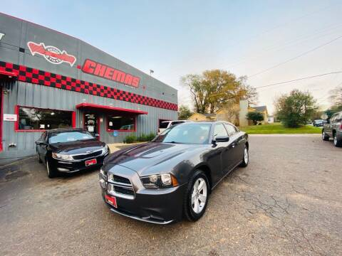 2014 Dodge Charger for sale at Chema's Autos & Tires in Tyler TX
