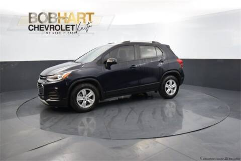 2021 Chevrolet Trax for sale at BOB HART CHEVROLET in Vinita OK