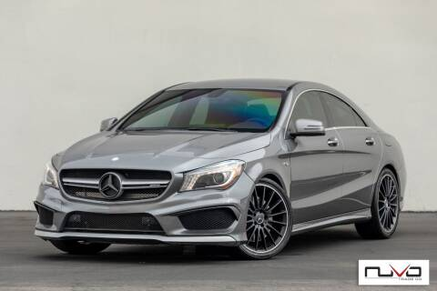 2014 Mercedes-Benz CLA for sale at Nuvo Trade in Newport Beach CA