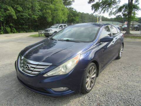 2011 Hyundai Sonata for sale at Bullet Motors Charleston Area in Summerville SC